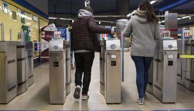 Metro 24 horas los fines de semana... y hasta Valdebebas