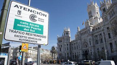 Madrid Central no ampliará su actual perímetro, atendiendo a las palabras del alcalde José Luis Martínez Almeida.