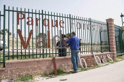 Felipe VI 'volverá' al parque de Valdebebas