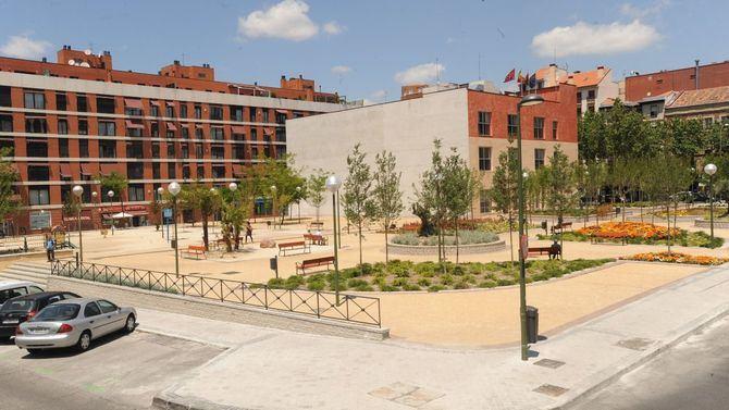 Las nuevas dotaciones se crearán en el conocido como parque de Cocheras, junto a Pacífico.
