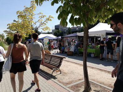 Este sábado, vuelve la Feria de Asociaciones de Hortaleza