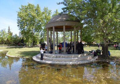 Los parques de Hortaleza se llenan de magia en otoño