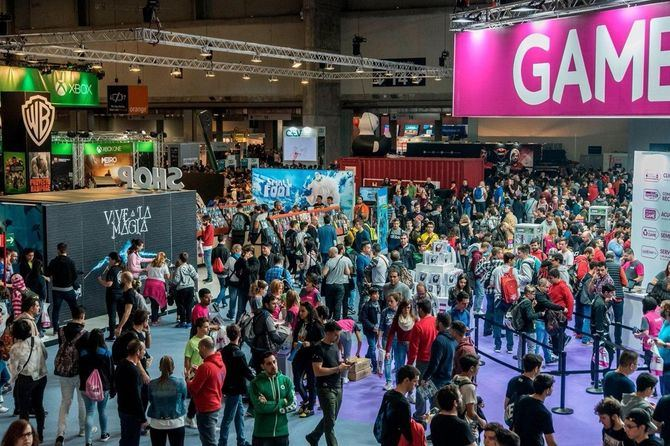 La Madrid Games Week 2019 se celebra del 3 al 6 de octubre en Ifema.