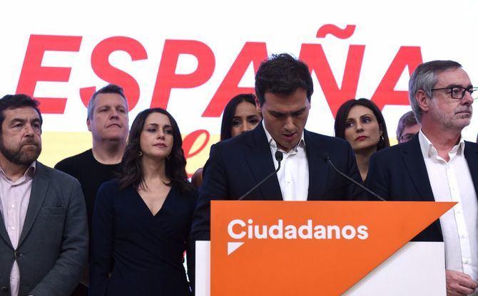 Ciudadanos pierde también Hortaleza, donde fue el partido más votado en abril.