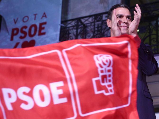 El PSOE ha retenido Centro y Arganzuela y el PP hizo lo mismo con Chamberí y Moncloa-Aravaca.
