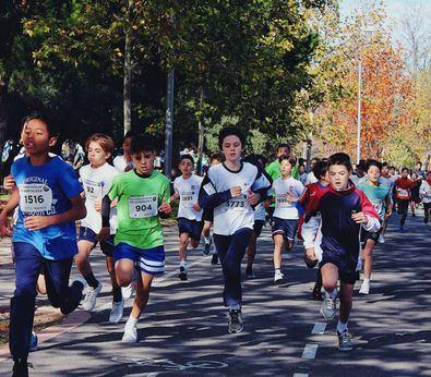 El Cross Escolar de Hortaleza, una cantera con 4.500 deportistas