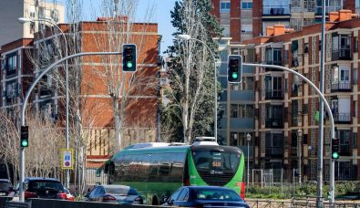 Admitido el recurso contra el 'apagón' de los semáforos de la A5