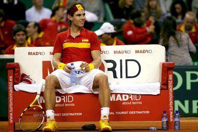 Plan de movilidad para no perderse la Copa Davis