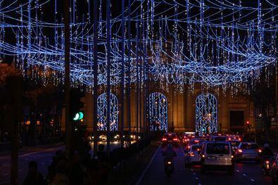 Madrid enciende su Navidad