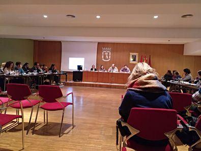 ¿Quiénes serán vocales vecinos en el distrito de Salamanca?