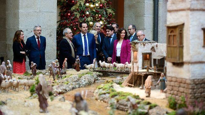 El Belén aspira a volver a ser el más visitado, con sus más de 400 figuras.