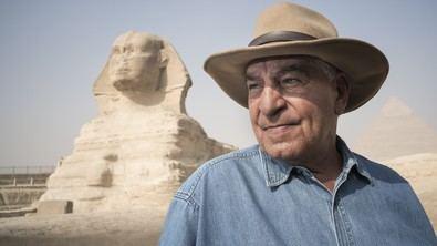 Zahi Hawass, la aventuras de la arqueología