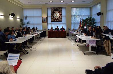 Asuntos en el primer Pleno ordinario de Hortaleza