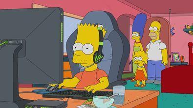 Bart, estrella de los 'eSports' en 'Los Simpsons'