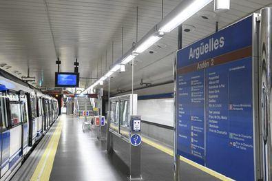 Así se reforzará el Metro por el cierre de la Línea 4