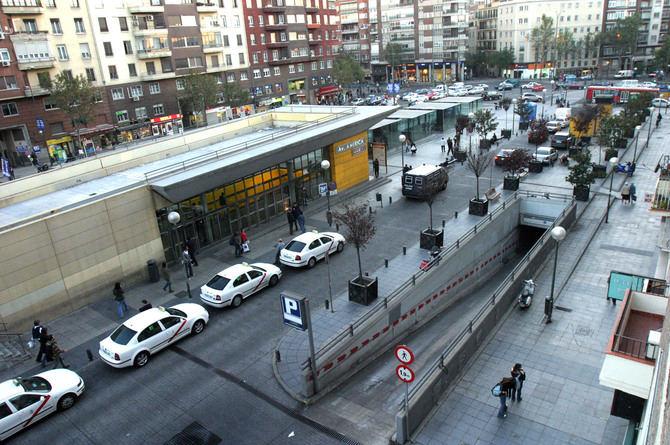 Avenida de América tendrá una estación de Cercanías, según anuncian desde Fomento.