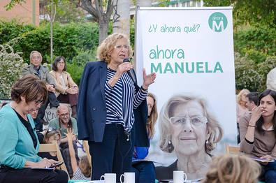 ¿Y ahora qué, Manuela?