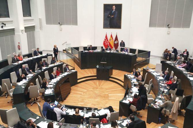 El Pleno de Madrid ha aprobado el proyecto para la creación de la Casa de Campo del Norte en Fuencarral-El Pardo.