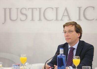 Almeida propone retomar la Ciudad de la Justicia de Valdebebas