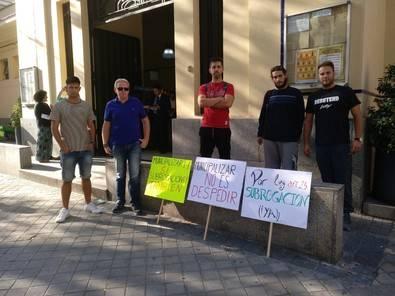Los trabajadores de Palestra se movilizarán por la subrogación