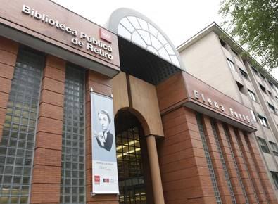 La Biblioteca de Retiro ya es la de Elena Fortun
