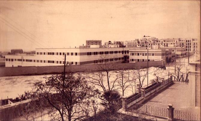 Una de las imágenes de carceldeventas.madrid.es de la antigua prisión.