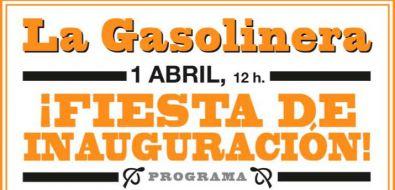 La Gasolinera, el 1 de abril