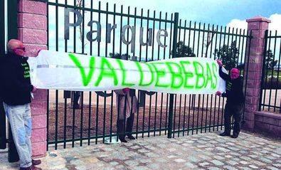 Ni para ti ni para mí: Parque de Valdebebas-Felipe VI