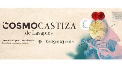 Lavapiés acoge el festival 'La Cosmocastiza' en sus calles
