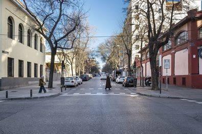 74 nuevas plazas de aparcamiento para la calle Vallehermoso