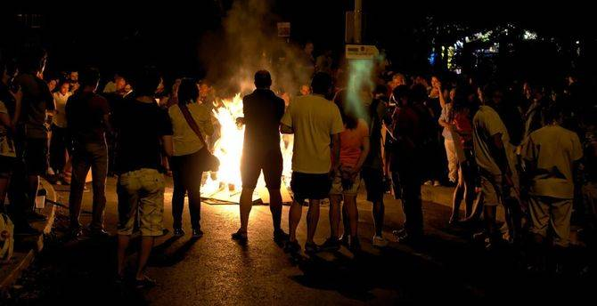 Imágenes de archivo de las Fiestas de San Juan 2016
