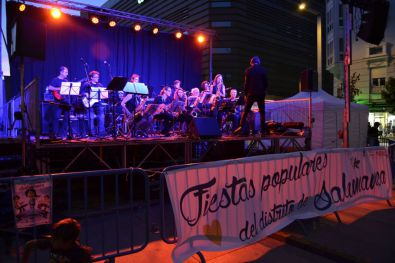 Días de fiesta para el distrito de Salamanca