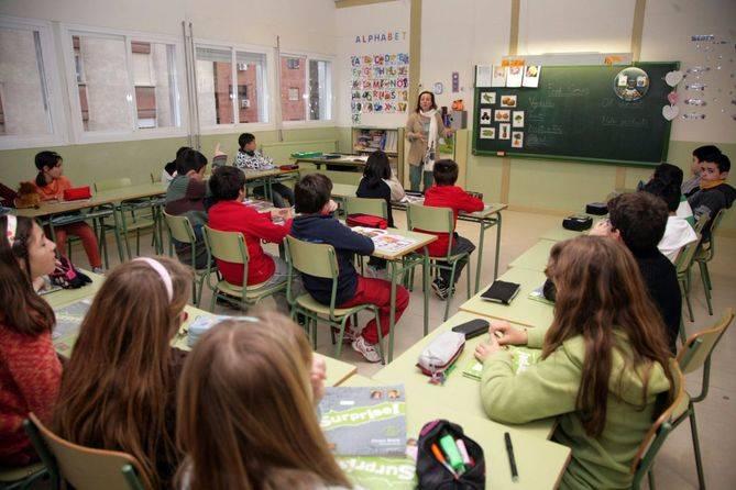Los alumnos cambiarán las clases habituales por actividades lúdicas en los centros abiertos.