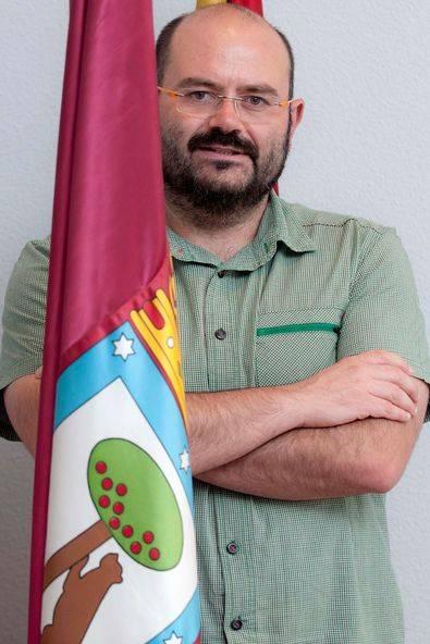 Pablo Carmona es concejal de Ahora Madrid y preside la Junta Municipal de Salamanca. Imagen de archivo.