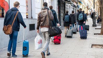 El turismo internacional bate sus marcas