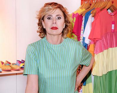 Agatha Ruiz de la Prada y la horma de sus zapatos