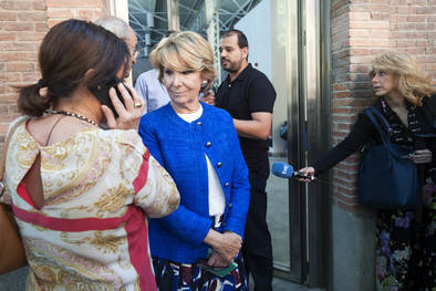 Aguirre y Murgui se 'citan' en el centro cultural