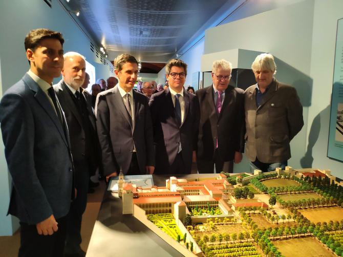La Comunidad de Madrid muestra la historia del Palacio Arzobispal de Alcalá de Henares