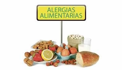 Comer fuera de casa y las alergias