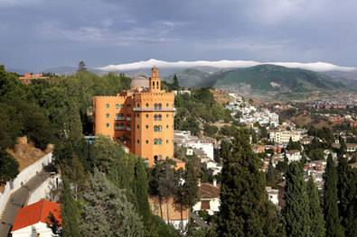 Disfruta de Granada en invierno alojándote en el Hotel Alhambra Palace