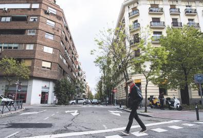 De Alcalá hasta el campo, en honor a caballeros