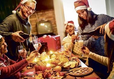 Cómo preparar el cuerpo para los (ricos) excesos de Navidad...