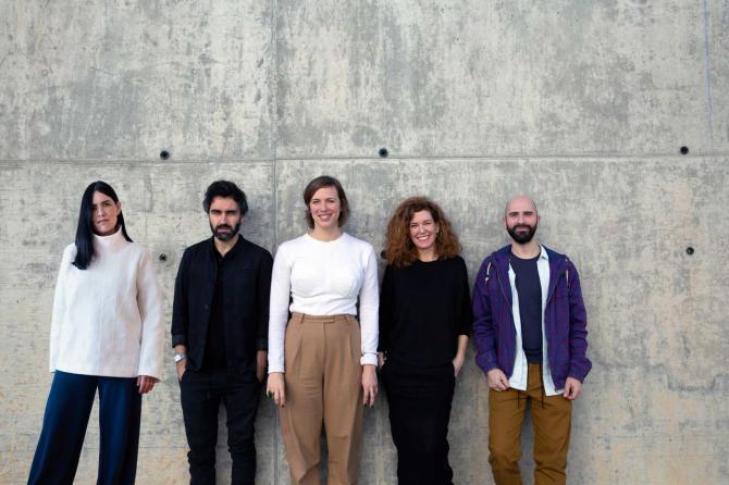 Homenaje a la Bauhaus, de la mano de cuatro artistas nacionales