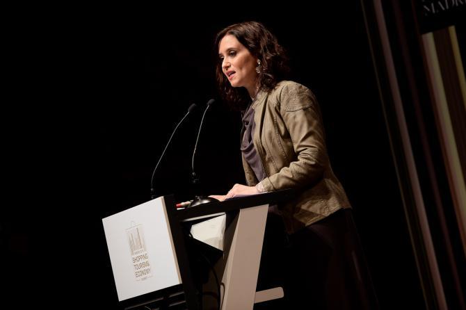 Díaz Ayuso quiere que la región sea referente mundial del turismo de calidad