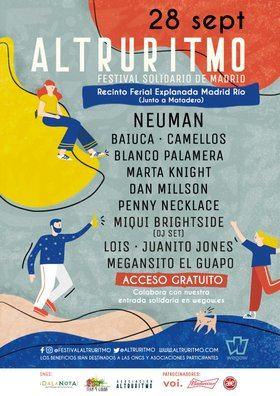 AltruRitmo, Neuman y la banda sonora del final del verano