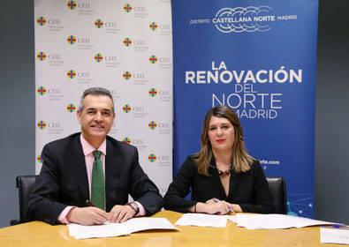 Madrid Nuevo Norte llega a la universidad