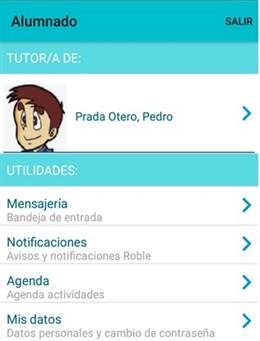 La nueva app para padres.