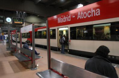 Mejoras en Atocha Cercanías
