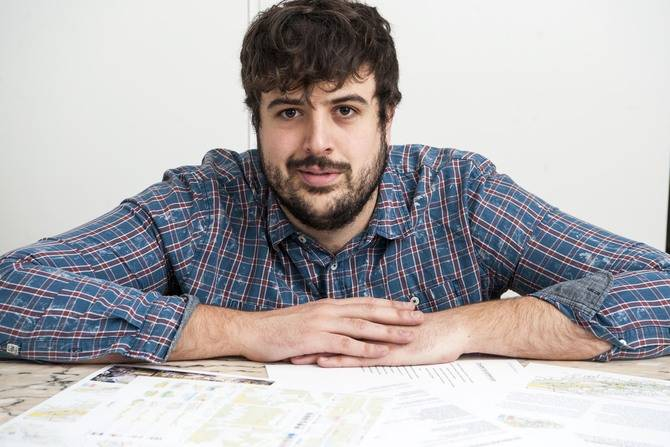 Carlos Rubio Zugadi es el autor del proyecto Green Fingers.