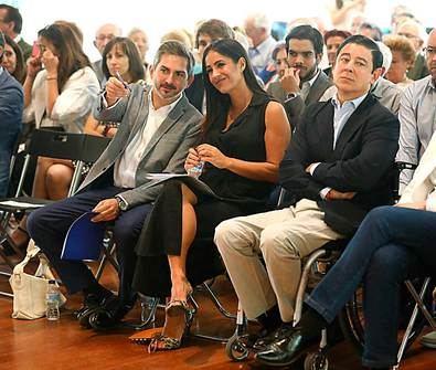 La vicealcaldesa ha destacado la importancia que desde el Ayuntamiento se quiere dar a este sector de la población, motivo por el que se ha creado la Dirección General de Mayores.